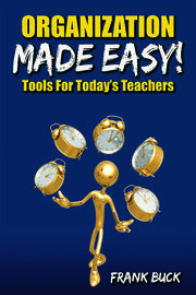 Organization Made Easy! - 1st Edition book cover