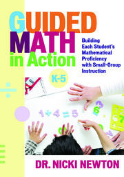 Guided Math in Action - 1st Edition book cover