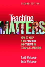 Teaching Matters - 2nd Edition book cover