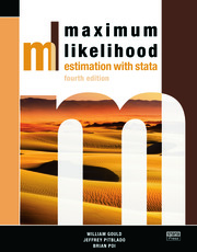 Maximum Likelihood Estimation with Stata, Fourth Edition