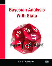 Bayesian Analysis with Stata - 1st Edition book cover