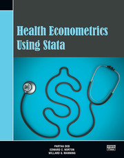 Health Econometrics Using Stata - 1st Edition book cover