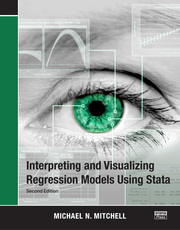 Interpreting and Visualizing Regression Models Using Stata - 2nd Edition book cover