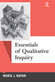 Essentials of Qualitative Inquiry - 1st Edition book cover