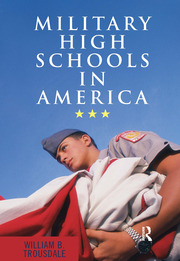 Military High Schools in America - 1st Edition book cover