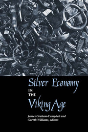 Silver Economy in the Viking Age - 1st Edition book cover