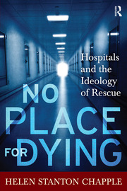 No Place For Dying - 1st Edition book cover