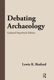 Debating Archaeology - 1st Edition book cover