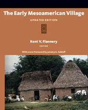 The Early Mesoamerican Village - 1st Edition book cover
