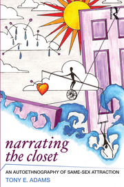 Narrating the Closet - 1st Edition book cover