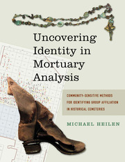 Uncovering Identity in Mortuary Analysis - 1st Edition book cover