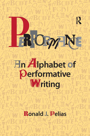 Performance - 1st Edition book cover