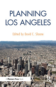 Planning Los Angeles - 1st Edition book cover