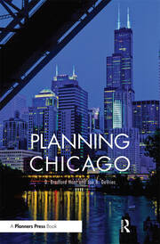 Planning Chicago - 1st Edition book cover
