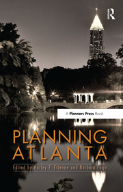 Planning Atlanta - 1st Edition book cover