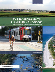 Environmental Planning Handbook - 2nd Edition book cover