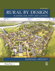 Rural by Design : Planning for Town and Country - 2nd Edition book cover