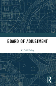 Board of Adjustment - 1st Edition book cover