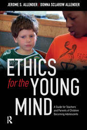 Ethics for the Young Mind - 1st Edition book cover