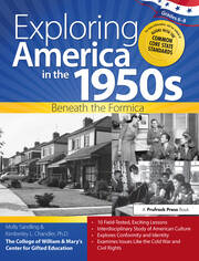 Exploring America in the 1950s - 1st Edition book cover