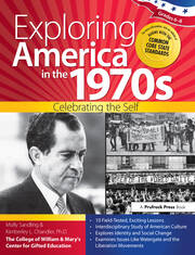 Exploring America in the 1970s - 1st Edition book cover
