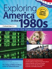 Exploring America in the 1980s - 1st Edition book cover