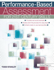 Performance-Based Assessment for 21st-Century Skills - 1st Edition book cover