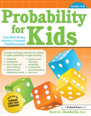 Probability for Kids - 1st Edition book cover