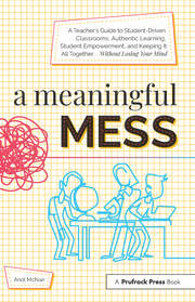 A Meaningful Mess - 1st Edition book cover