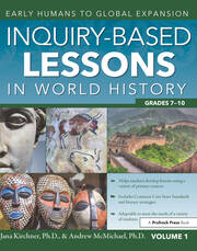 Inquiry-Based Lessons in World History - 1st Edition book cover