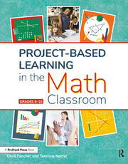 Project-Based Learning in the Math Classroom - 1st Edition book cover