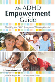 The ADHD Empowerment Guide - 1st Edition book cover