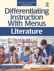 Differentiating Instruction With Menus - 2nd Edition book cover