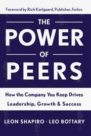 Power of Peers - 1st Edition book cover