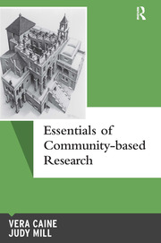 Essentials of Community-based Research - 1st Edition book cover