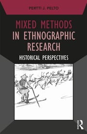 Mixed Methods in Ethnographic Research : Historical Perspectives - 1st Edition book cover