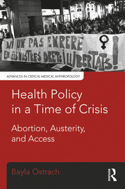Health Policy in a Time of Crisis - 1st Edition book cover