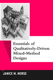 Essentials of Qualitatively-Driven Mixed-Method Designs - 1st Edition book cover