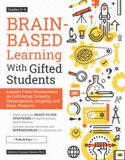Brain-Based Learning With Gifted Students - 1st Edition book cover