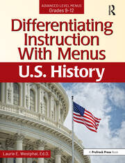 Differentiating Instruction With Menus - 1st Edition book cover