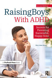 Raising Boys With ADHD - 2nd Edition book cover