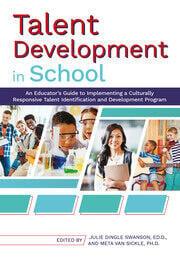 Talent Development in School - 1st Edition book cover