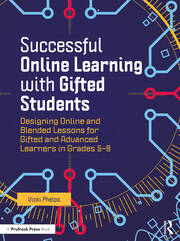 Successful Online Learning with Gifted Students - 1st Edition book cover