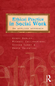Ethical Practice in Social Work - 1st Edition book cover