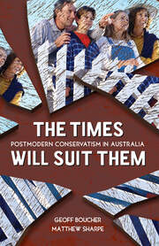 The Times Will Suit Them - 1st Edition book cover