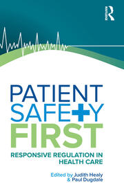 Patient Safety First - 1st Edition book cover