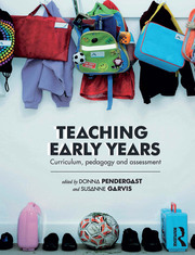 Teaching Early Years - 1st Edition book cover