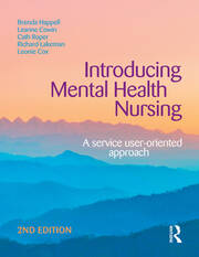 Introducing Mental Health Nursing - 2nd Edition book cover