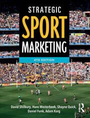 Strategic Sport Marketing - 4th Edition book cover