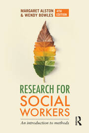 Research for Social Workers - 4th Edition book cover
